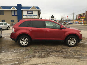 2007 Ford Edge, AWD, DVD, PW, PL $7,399.00 Certified