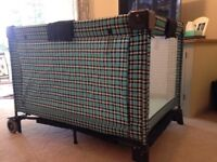 Mothercare Travel Cot & Playpen