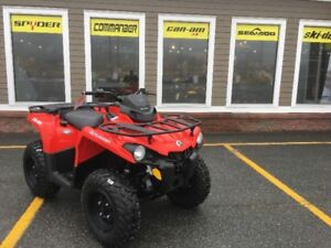 **$25 Per WEEK!!!** Brand NEW Can-am Outlander 450