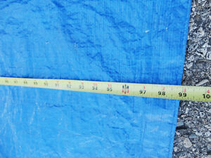 Selling Three Tarps - Two are around 11' x 9' and one is 29' x9' Kitchener / Waterloo Kitchener Area image 3