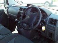Peugeot Expert 1000 1.6 Hdi 90 H1 Van DIESEL MANUAL WHITE (2016)