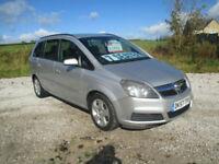 Vauxhall Zafira 1.8i 16v Club 7 Seater