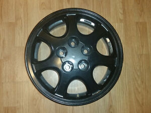 "Set of 15"" alloy rims for Toyota Camry -- 5x114"