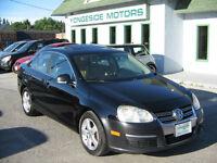 2008 Volkswagen Jetta 2.5 Leather $5450 CERT !!