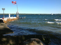 WATERFRONT HOME FOR RENT / BROCKVILLE / 1000 ISLANDS