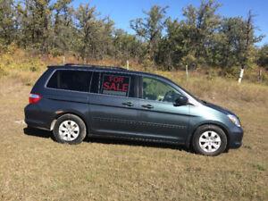2005 Honda Odyssey EX Minivan, Van