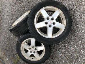 P205 55R16 Michelin Arctic Alpin Winter Tires