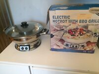 Electric Hotpot (used once) £20