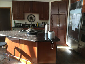 Acreage Million House for Rent at Glemore and 101 ST SW