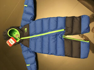 North face Snowsuit 3-6 months