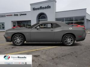 2018 Dodge Challenger GT AWD  - Leather Seats - $261.15 B/W