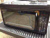 Microwave LG range