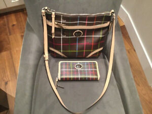Excellent Used Condition - Authentic Coach Purse and Wallet