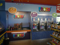 Add FROZU! to your existing business in Grand Falls/Windsor, NL