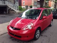 Honda Fit 2007 manual Non negociable