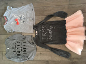 Lot de vêtements 6-7 ans fille
