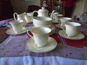 Household Royal Doulton Bone China Cup & SAUCER SET - $135