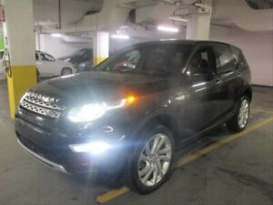 2016 Land Rover Discovery Sport HSE LUXURY, NAVI, DR