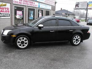 COME SEE !!  2008 MERC SABLE PREMIER  LEATHER-SUNROOF  MINT