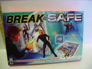 Break the Safe -Cooperative Board Game