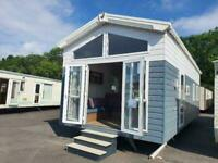 WILLERBY VILLA DELUXE 30X12 3 BED D/G C/H WITH AN UPSTAIRS FREE DELIVERY