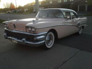 This amazing 1958 Buick Special