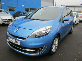 Renault Grand Scenic 1.5dCi ( 110bhp ) ( s/s ) ( Luxe Pk ) 2012MY Dynamique Tom