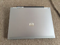 "Hp EliteBook 2530P 12.1"" dualcore 3GB Ram Windows 7 laptop"