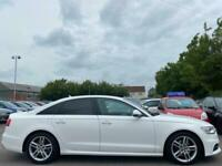 2014 Audi A6 SALOON 2.0 TDI S line 4dr Saloon Diesel Manual