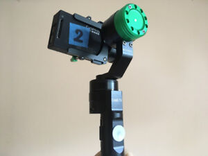 CAME-TV 3 Axis Gimbal for GoPro