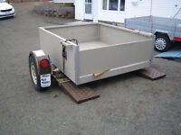 Trailer Box made for Car Dolly