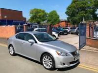 2009 Lexus IS 250 2.5 Auto SE-I - VERY LOW MILEAGE!
