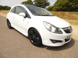 Vauxhall Corsa Limited Edition 3dr PETROL MANUAL 2010/60