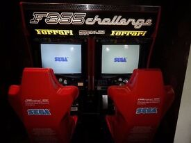 Ferrari F355 Challenge Twin Sit Down - Fully Working