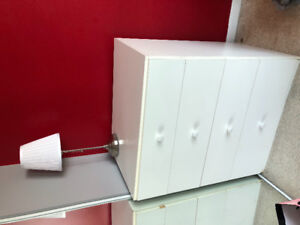 Two dressers