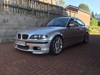 E46 BMW 320D MSport