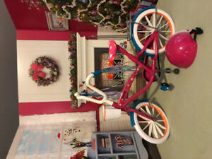 American girl bicycle