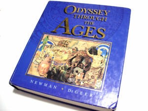 Odyssey Through the Ages (hardcover textbook, 1992)
