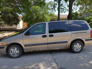 2002 Chevy Venture for sale
