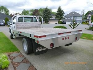 2008 Ford F350 superduty flatdeck