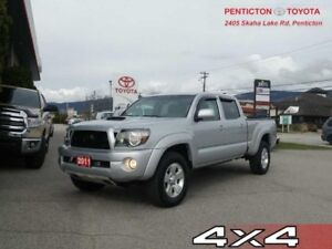 2011 Toyota Tacoma TRD Sport  TRD SUPERCHARGER - TRD EXHAUST