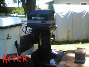 Boat Motor Mechanic, Specializing in Outboard Motor Repairs!