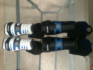 Franklin shin guards