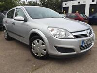 Vauxhall Astra 1.7CDTi 2007 3 MONTHS WARRANTY INCLUDED Life 4dr Diesel 1 Owned