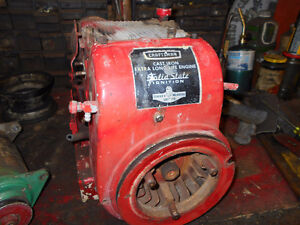 Tecumseh HH10 engine for garden tractor riding lawnmower