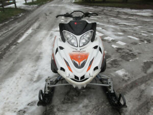 2009 Arctic Cat M8 162