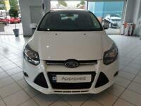 2012 Ford Focus 1.0 SCTi EcoBoost Zetec 5dr Hatchback Petrol Manual