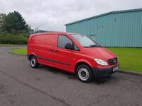 2006 56 plate Mercedes-Benz Vito 2.1TD Basic - Compactr 109CDI