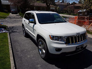 2012 Jeep Grand Cherokee Limited Perfect For Towing