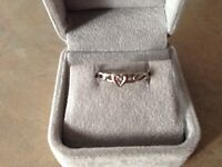 ON HOLD Free Diamond Promise Ring